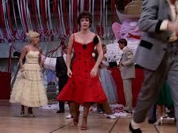 Bad Girl Rizzo Combining Two Dresses Costumecrazed