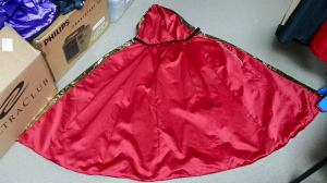 Red Dress side