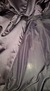Satin fashion fabric and lining fabric