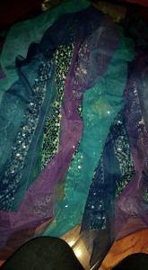 sequin strips