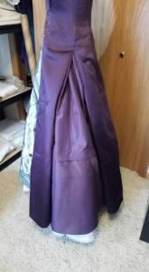 Petticoat added . . better!