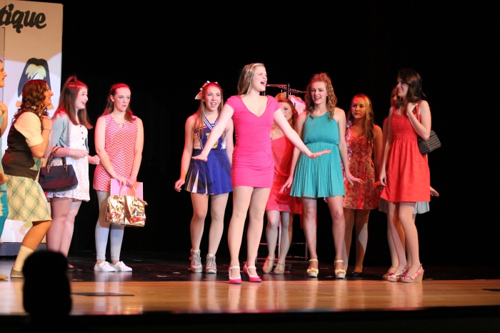 legally blonde thursday rehearsal 067