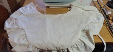 bum pad before stuffing