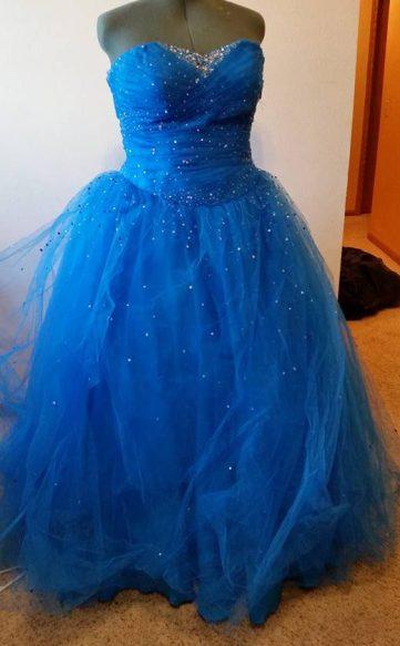 original dress front
