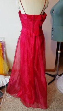 back dress #1