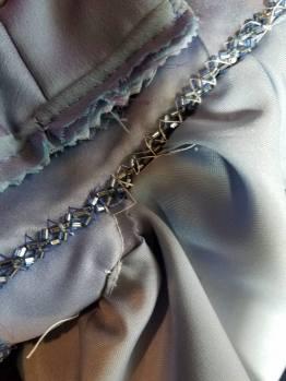 muddled sleeve sewing