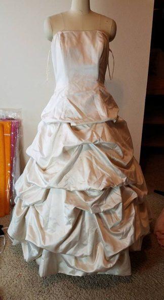 front of tea dress