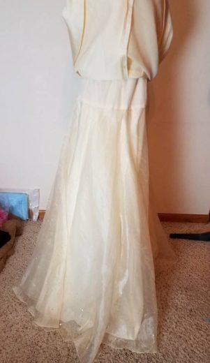 underskirt dress #2