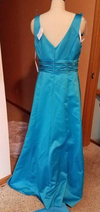 dress #2 back