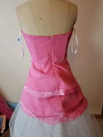 back of dress #2