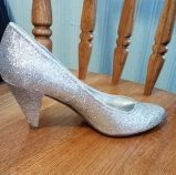 commercial glitter pump