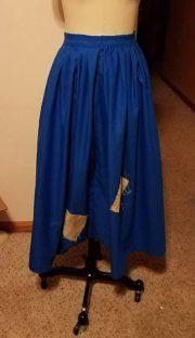 transforming skirt