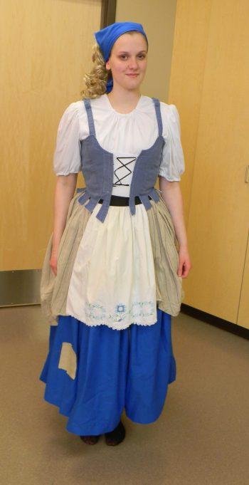 cinderella base dress