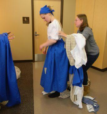 unzipping one piece dress