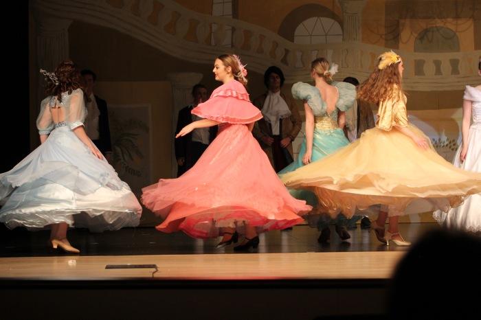 petticoats & bloomers