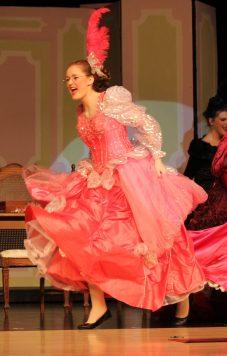 Gabrielle dress movement