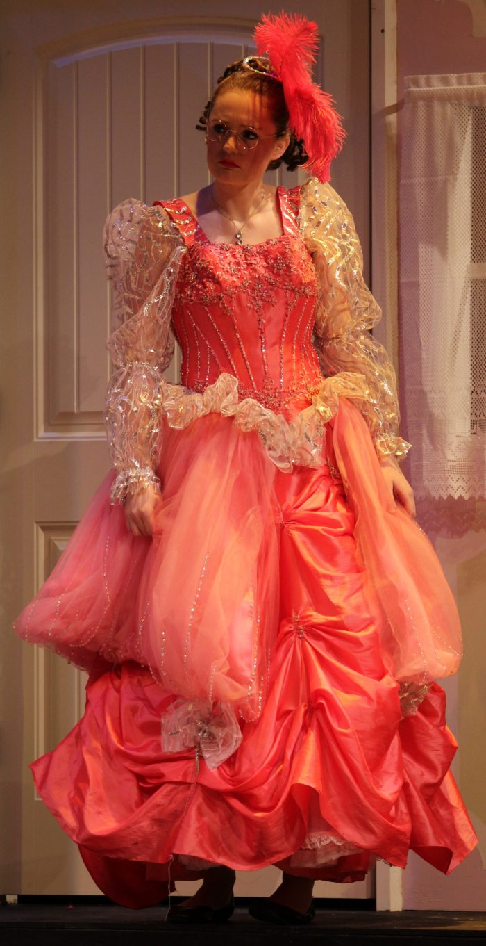 Gabrielle Ball Gown