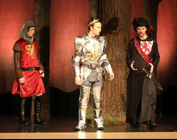 Cinderella opening scene