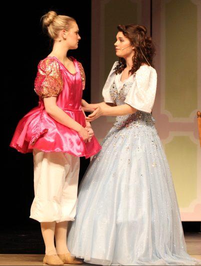 pre-transformation, Cinderella