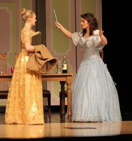 no petticoat after transformation, Cinderella