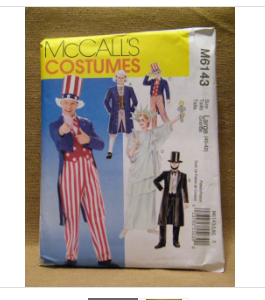 mccalls pattern for jackets