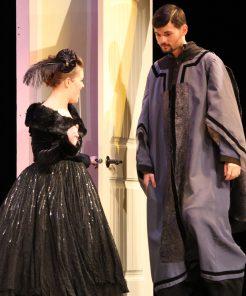 Sebastian and Madame