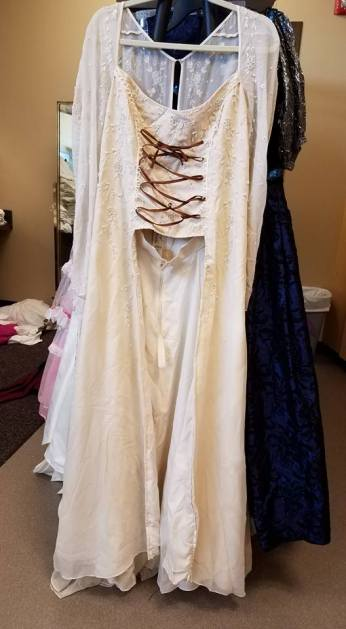 front of dress to wear to the wedding, Cinderella