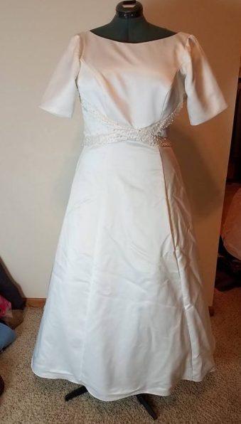 front of base dress