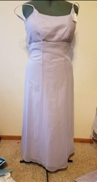 front of base dress #1