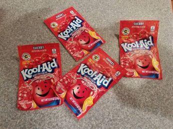 cheery kool-aid for dying
