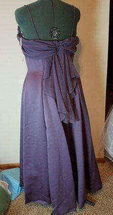 back of base dress