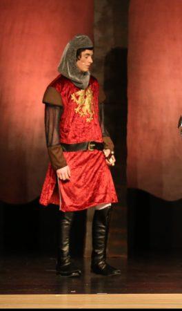 Lord Pinkerton in cinderella