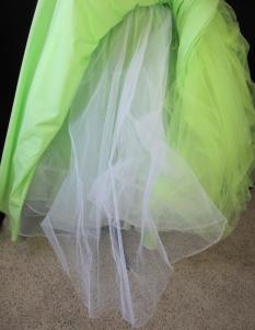 petticoat net