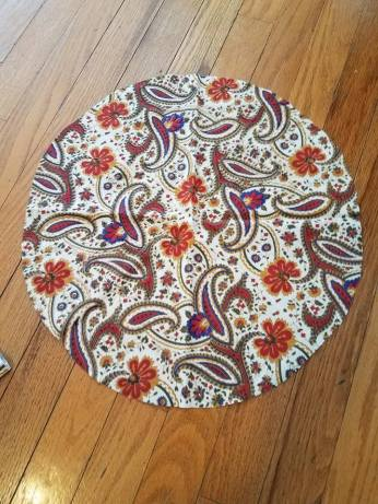 leftover fabric