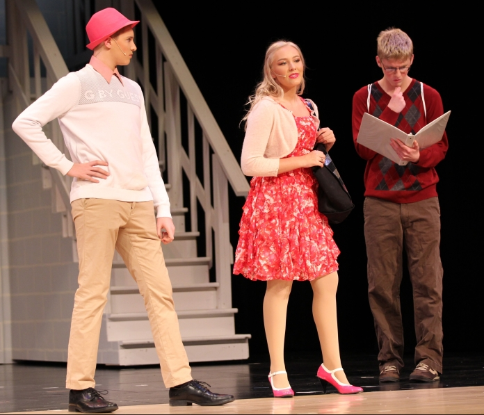 Ryan, Sharpay & Kratnoff