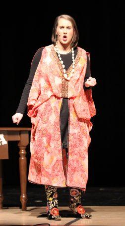 Ms Darbus, High School Musical