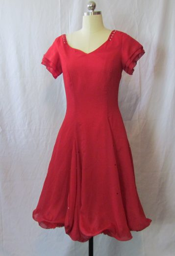 upgraded dress