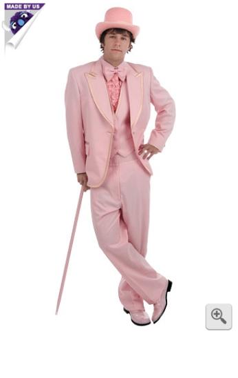 pink tux