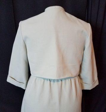 jacket back--shortened