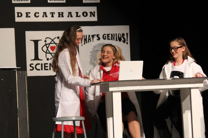 science decathlon, HSM