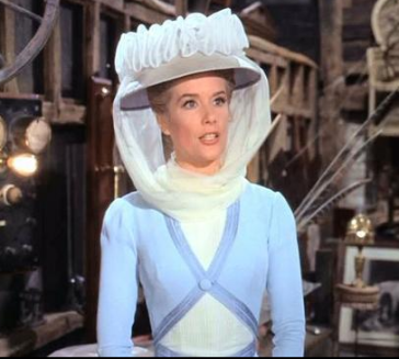 Top of the blue outfit from the movie