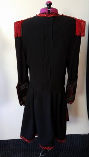 back Baron jacket