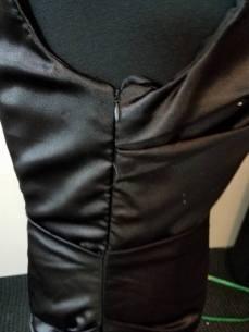 side seam zipper
