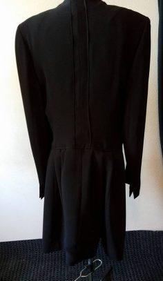 back refashioned coat