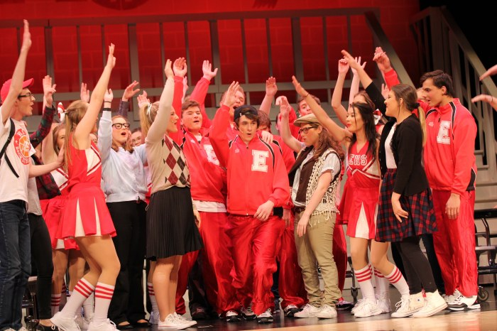 HSM Jocks & Cheerleaders