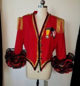 Barons Bombie Samba Jacket front