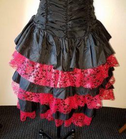 front skirt, Bombie Samba #3