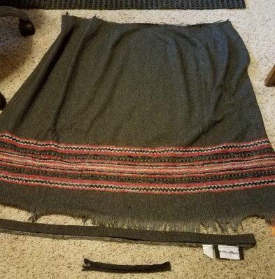 skirt deconstructed