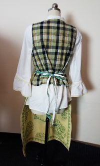 apron added